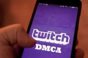 Twitch DMCA